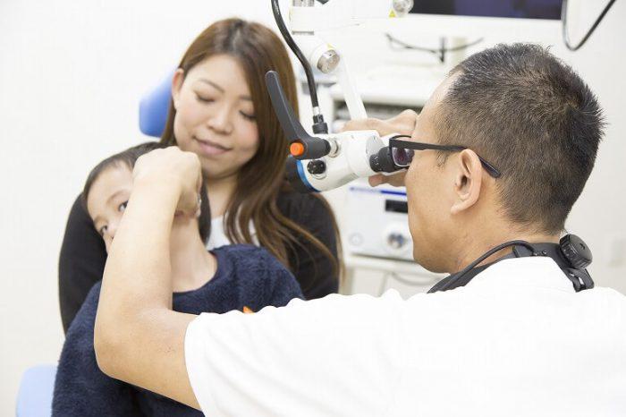 滲出性中耳炎はどのような検査をして診断するの?